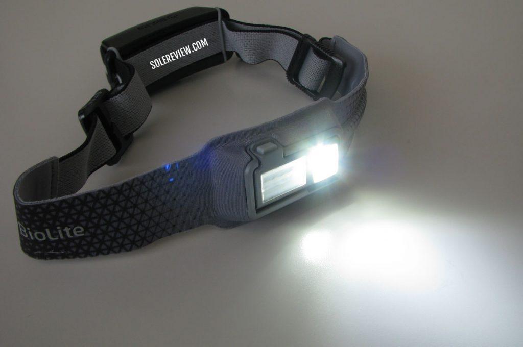 Biolite running headlamp