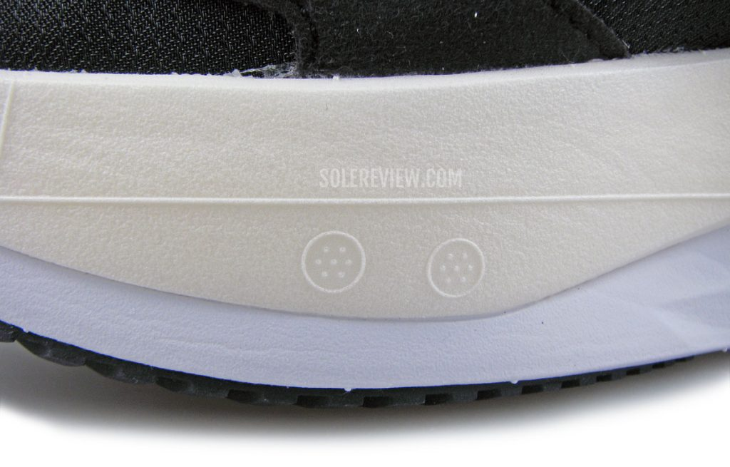 Lightstrike Pro foam of the adidas adizero Boston 10.